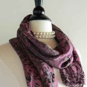 Accessories - Hand Dyed Silk Scarf
